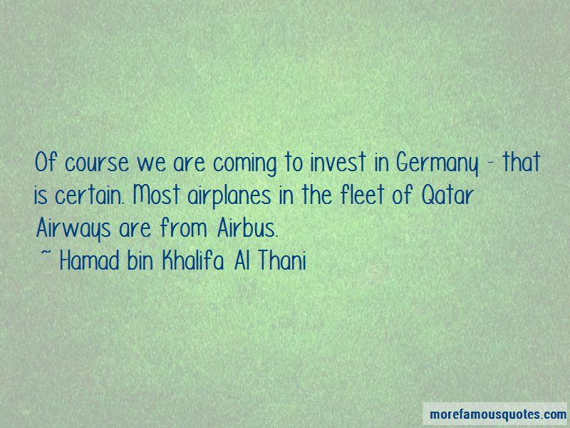 Qatar Airways Quotes