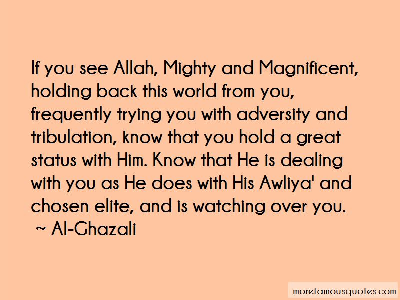 Quotes About Awliya