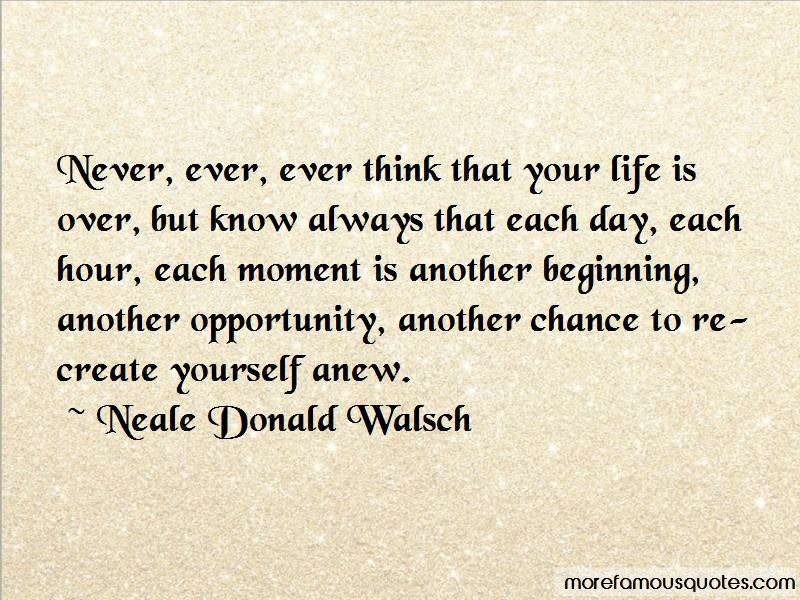 Quotes About Beginning Your Life