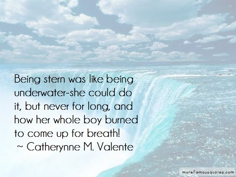Being Underwater Quotes Pictures 4