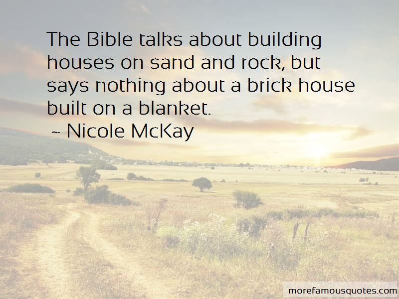 Building Houses Quotes Pictures 2