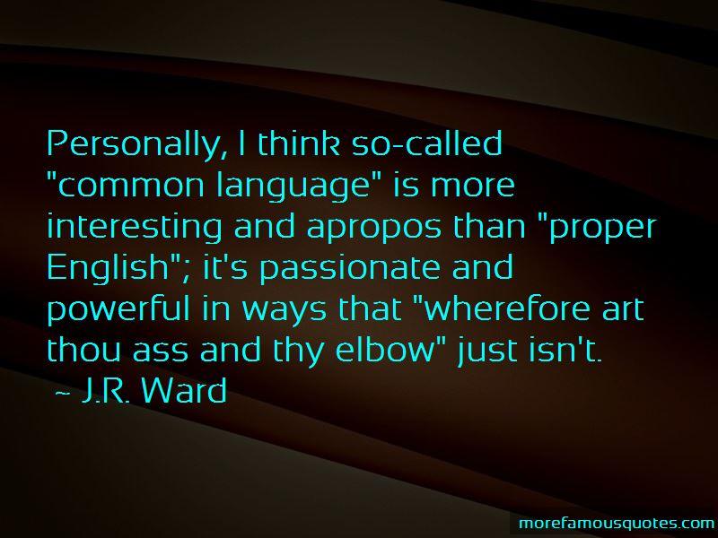 Common Language Quotes Pictures 3