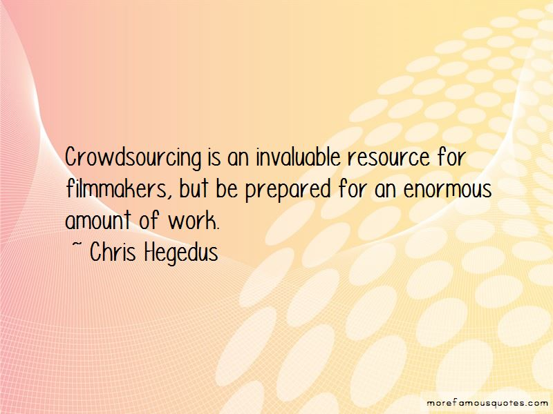 Quotes About Crowdsourcing