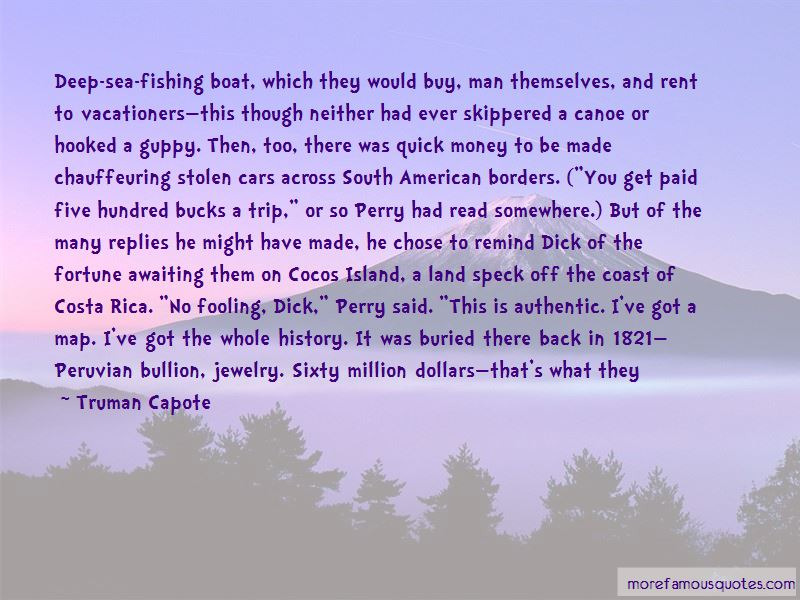 Quotes About Deep Sea Fishing