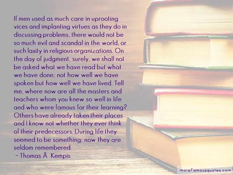 Quotes About Discussing Problems