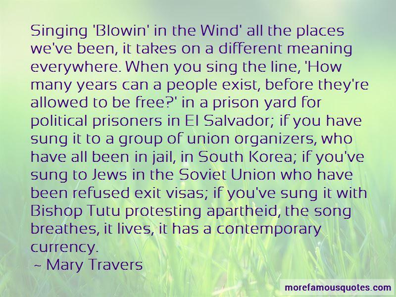 Quotes About El Salvador