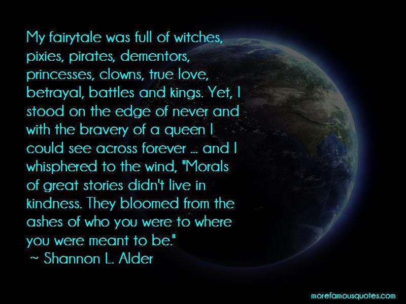 Quotes About Fairytale Princesses