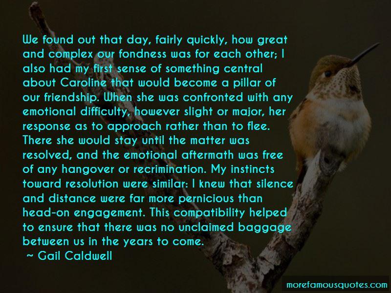 Quotes About Far Distance Friendship: top 3 Far Distance ...