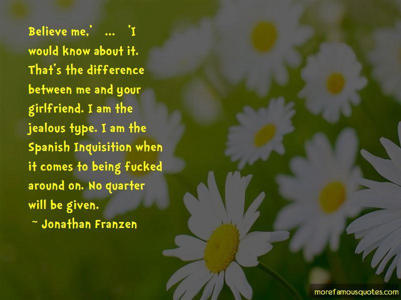 Quotes About His Jealous Ex Girlfriend: Top 9 His Jealous