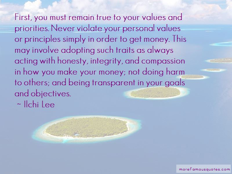 Quotes About Honesty And Money