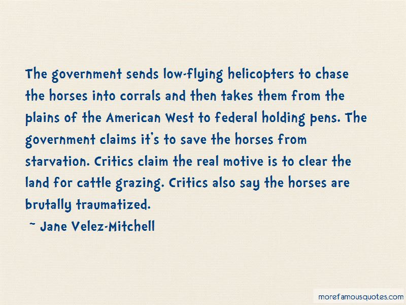 Quotes About Horses Grazing