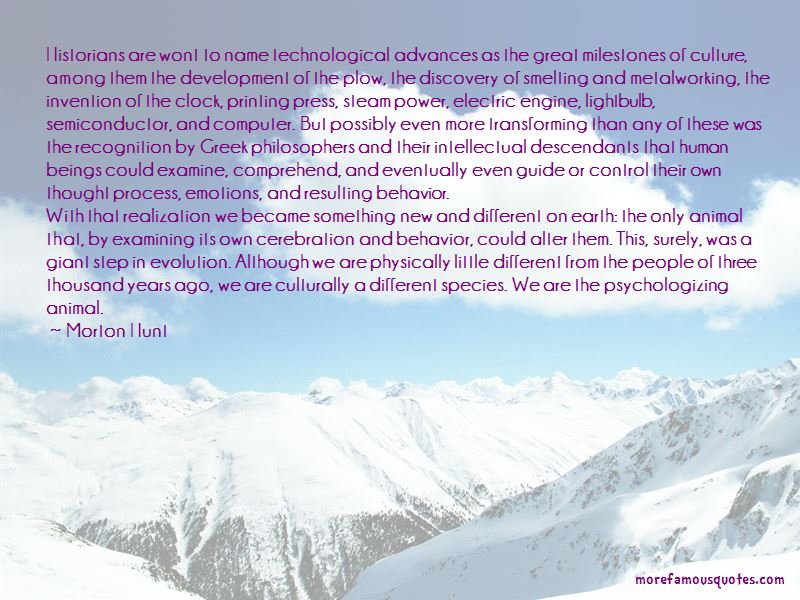 Quotes About Human Beings Behavior