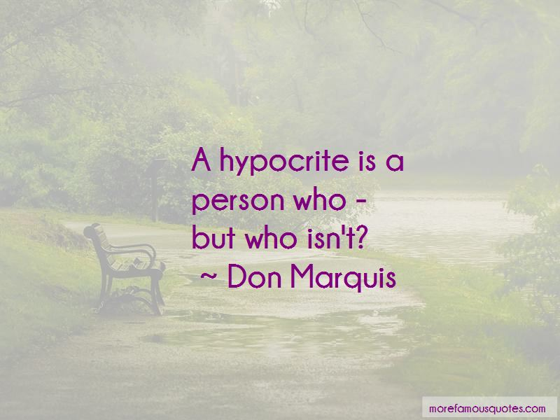 Hypocrite Person Quotes Pictures 4