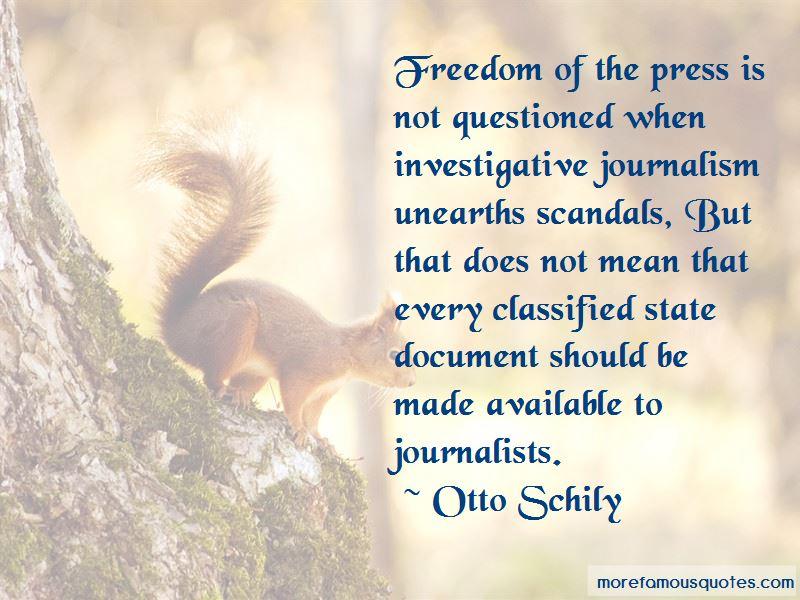 Investigative Journalism Quotes Pictures 3