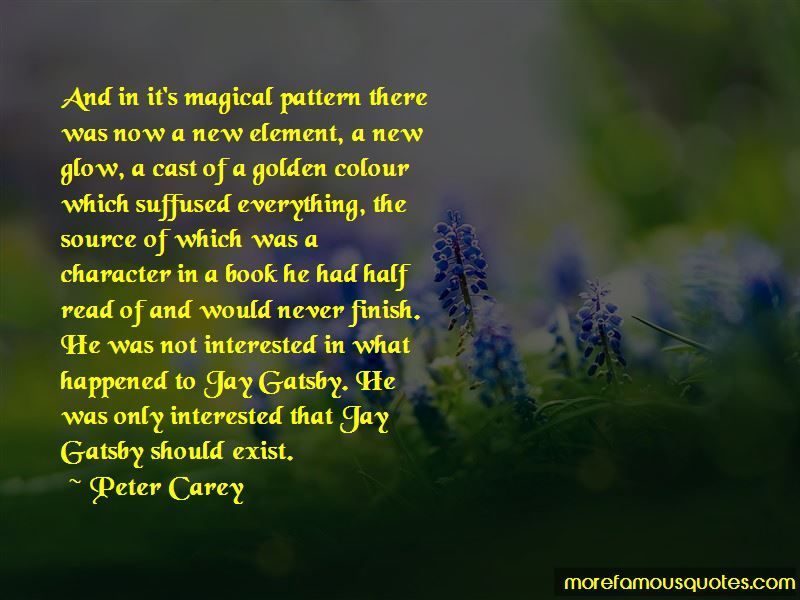 Quotes About Jay Gatsby In The Book