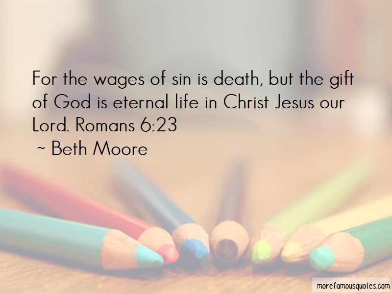 Quotes About Life In Christ Jesus
