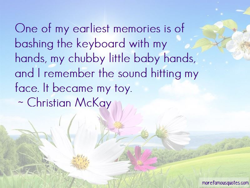 Quotes About Little Baby Hands