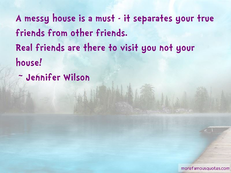 Messy House Quotes Pictures 3