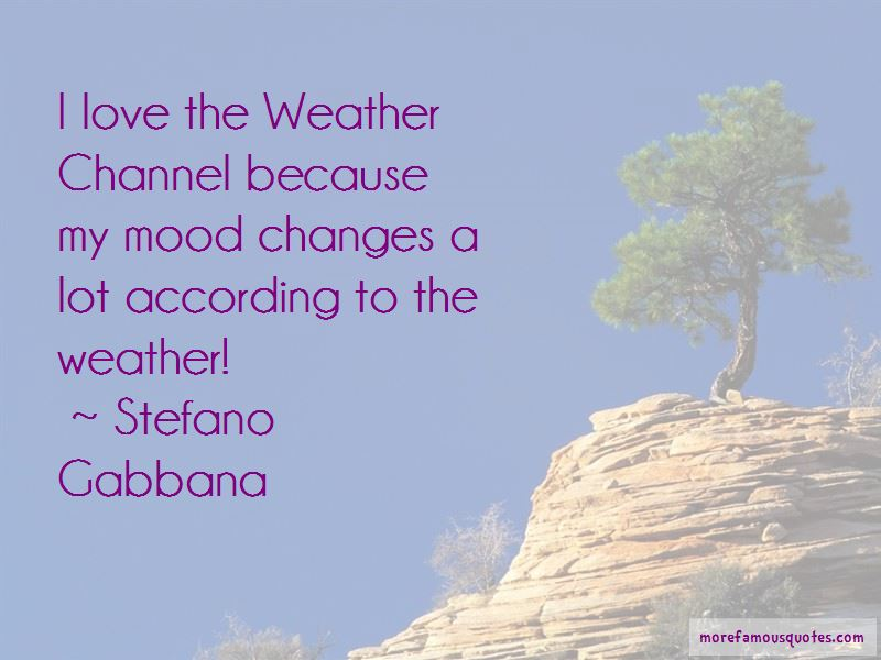 Quotes About Mood Changes