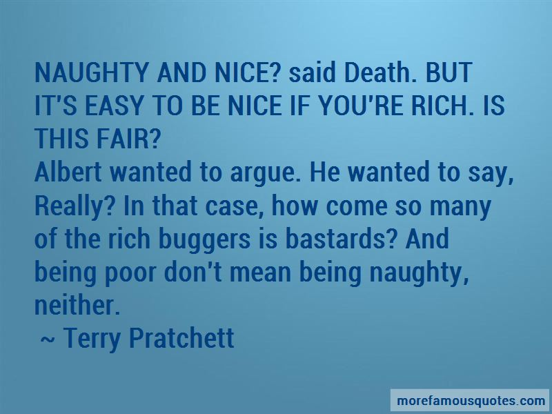 Quotes About Naughty And Nice