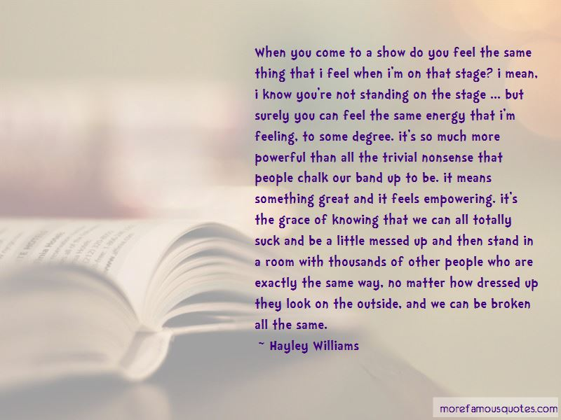 Quotes About Not Knowing How U Feel