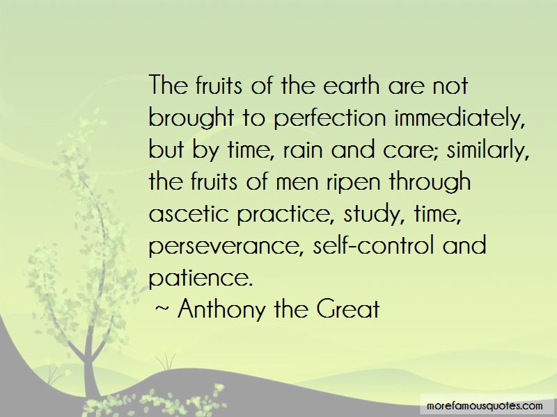 Quotes About Patience And Self Control