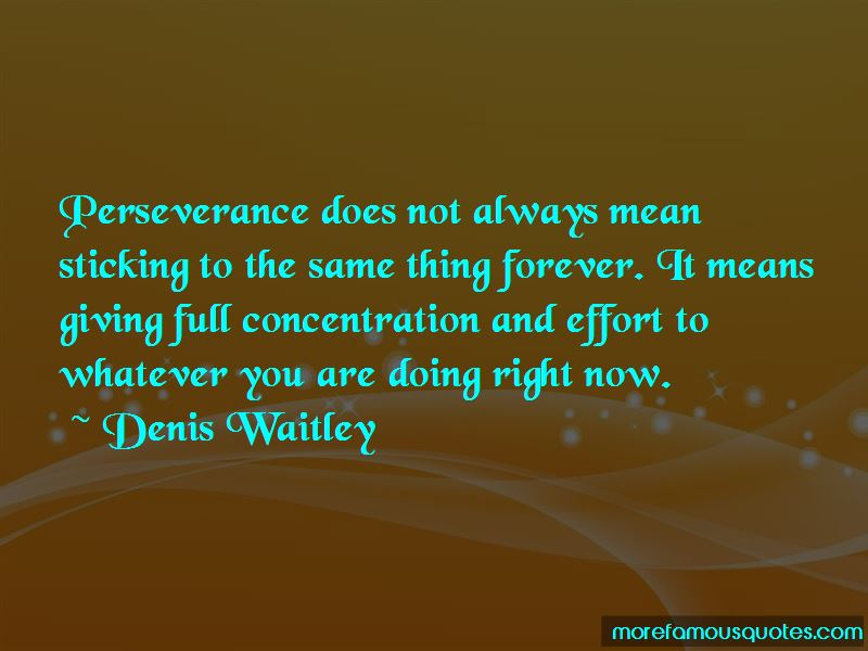 Perseverance And Not Giving Up Quotes Pictures 2