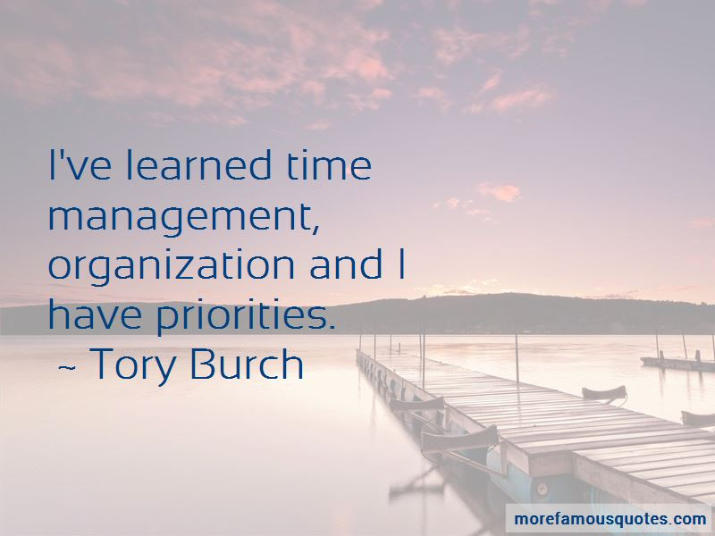 Quotes About Priorities And Time Management