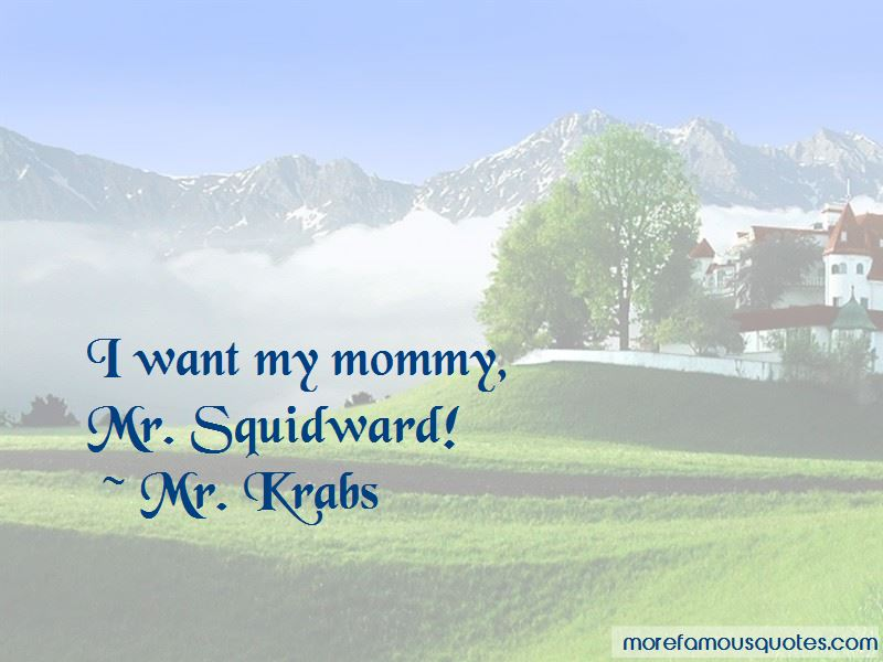 Quotes About Squidward