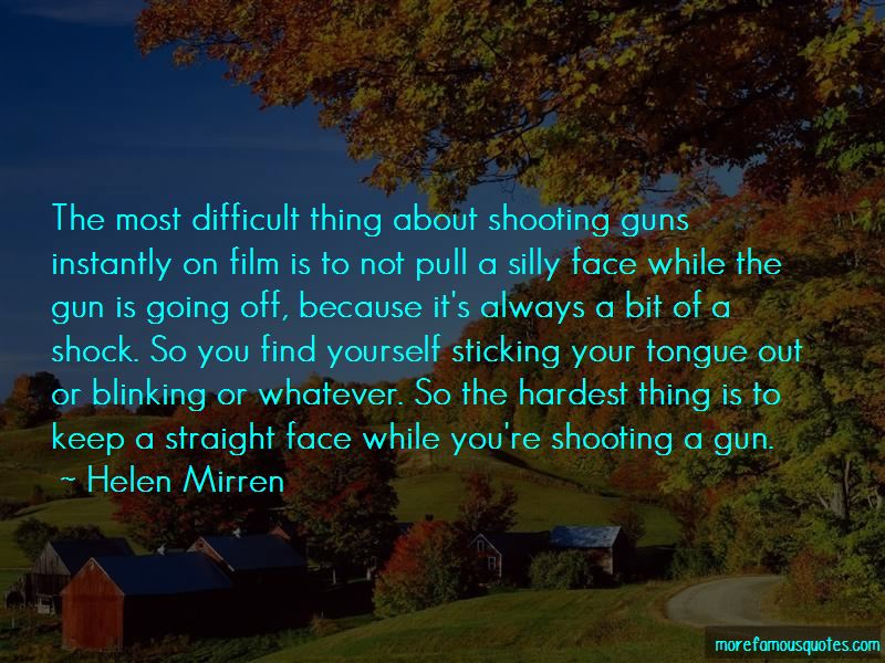 Quotes About Sticking To Your Guns