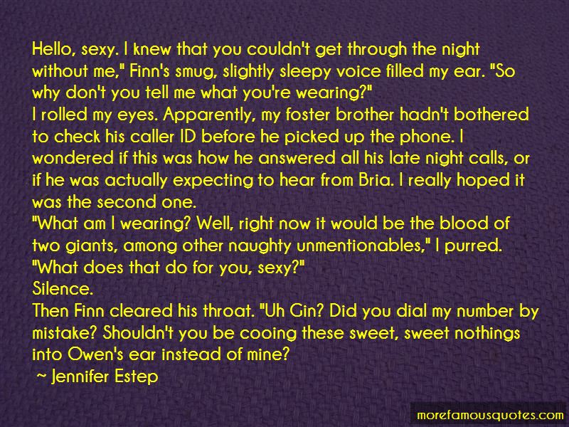 Quotes About Sweet Phone Calls