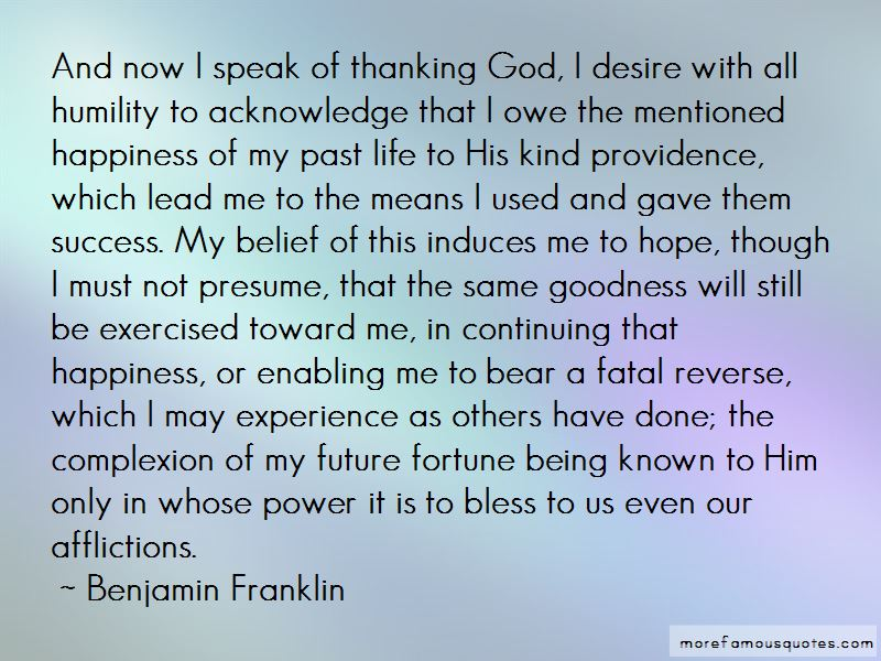 Quotes About Thanking God For Life