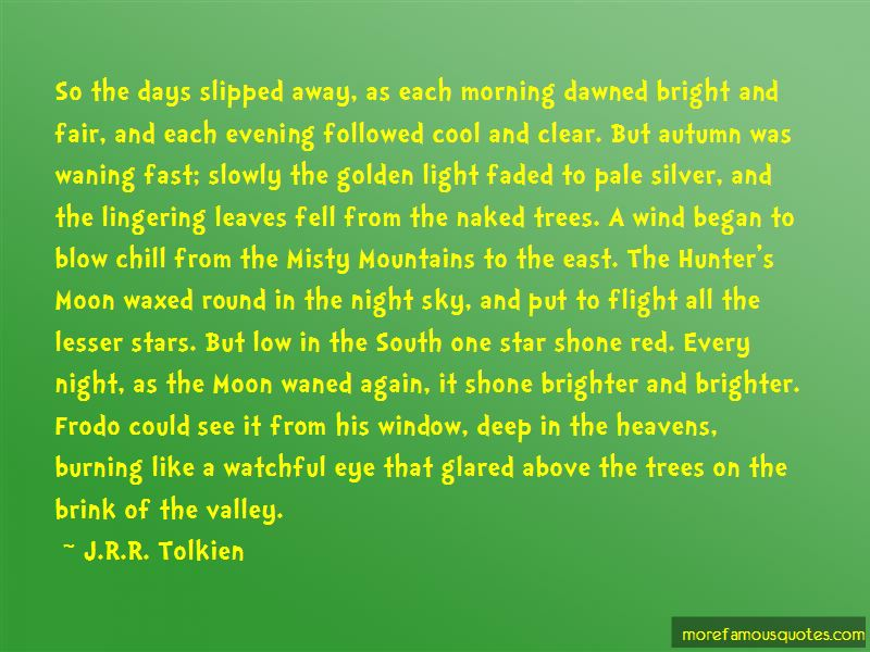 The Misty Mountains Quotes Pictures 3
