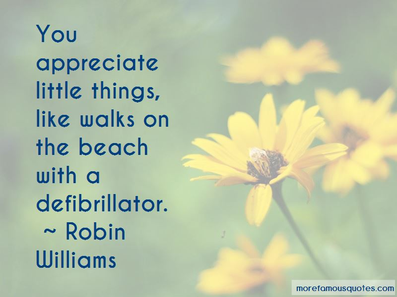 Quotes About Walks On The Beach