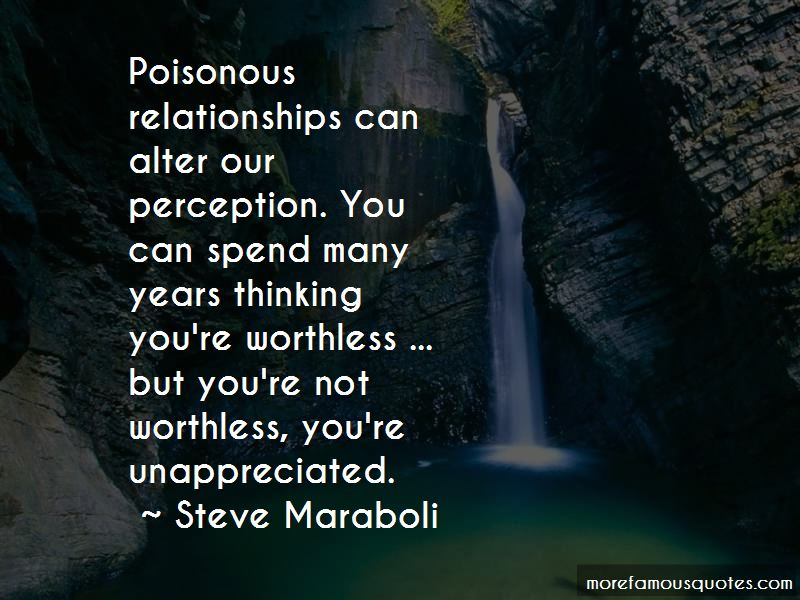 Quotes About Worthless Relationships