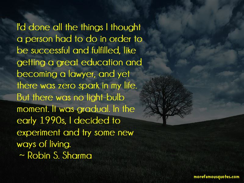 Spark In My Life Quotes