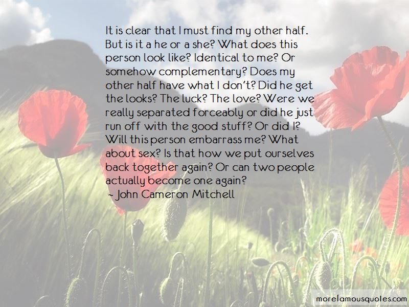 Together Again Love Quotes