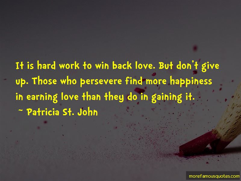 Win Back Love Quotes