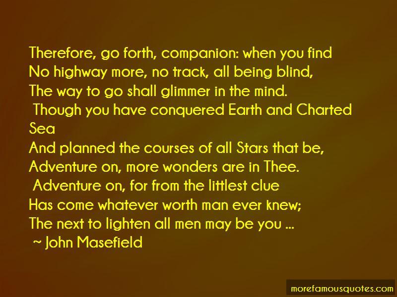 Worth Man Quotes