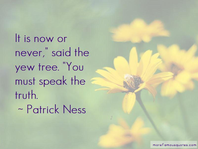 Yew Tree Quotes