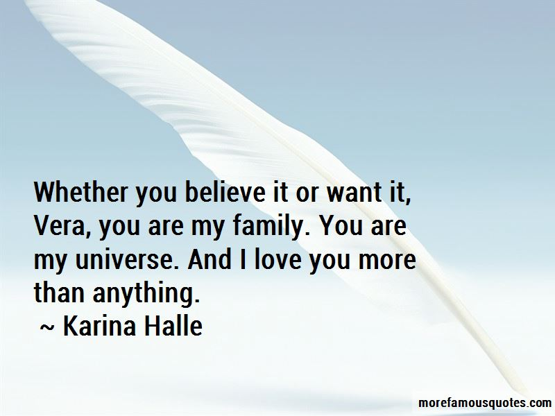 You Are My Universe Quotes