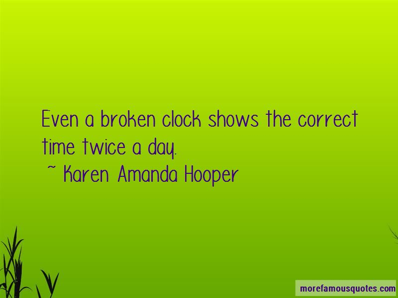 Correct Time Quotes Pictures 2