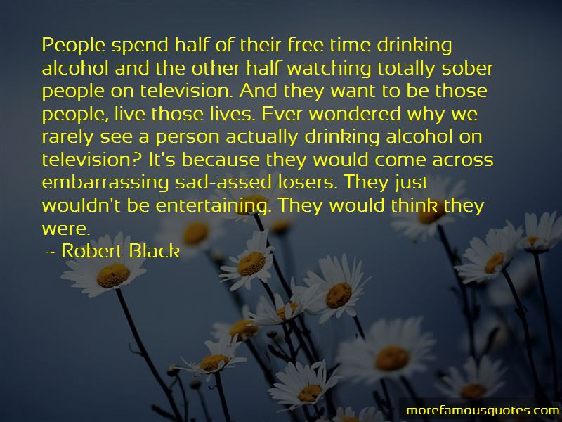 Drinking Alcohol Sad Quotes