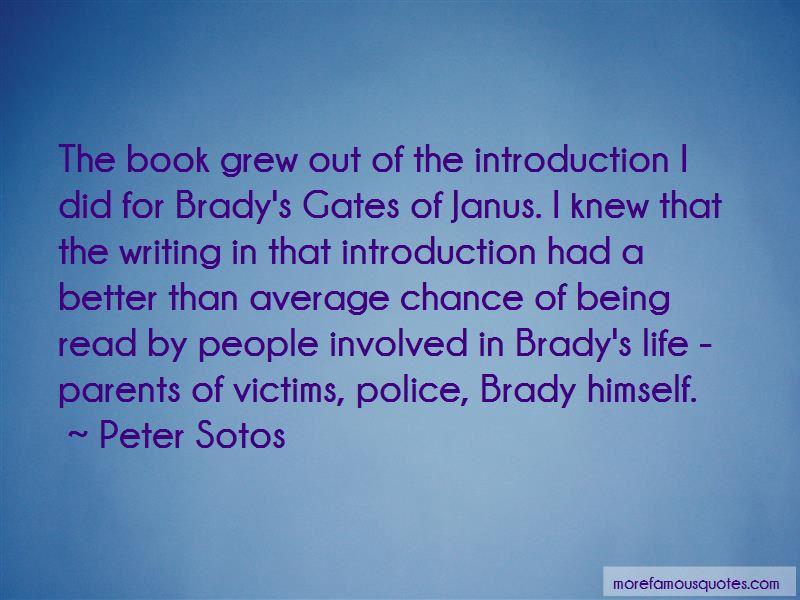 Gates Of Janus Quotes