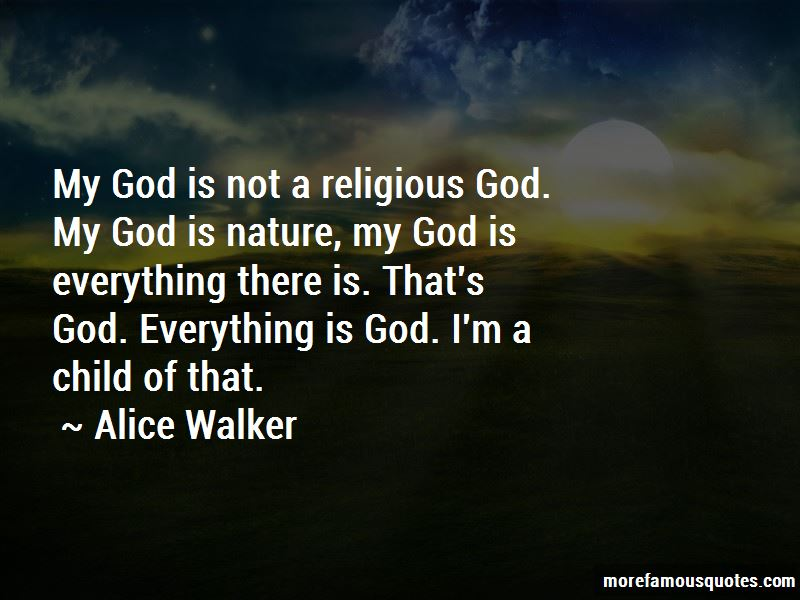 God Is Nature Quotes
