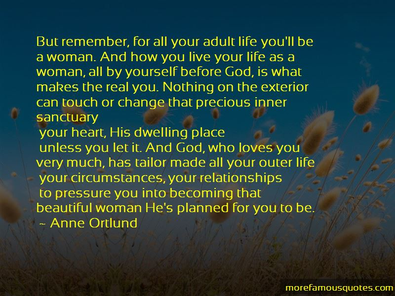 God Planned Your Life Quotes