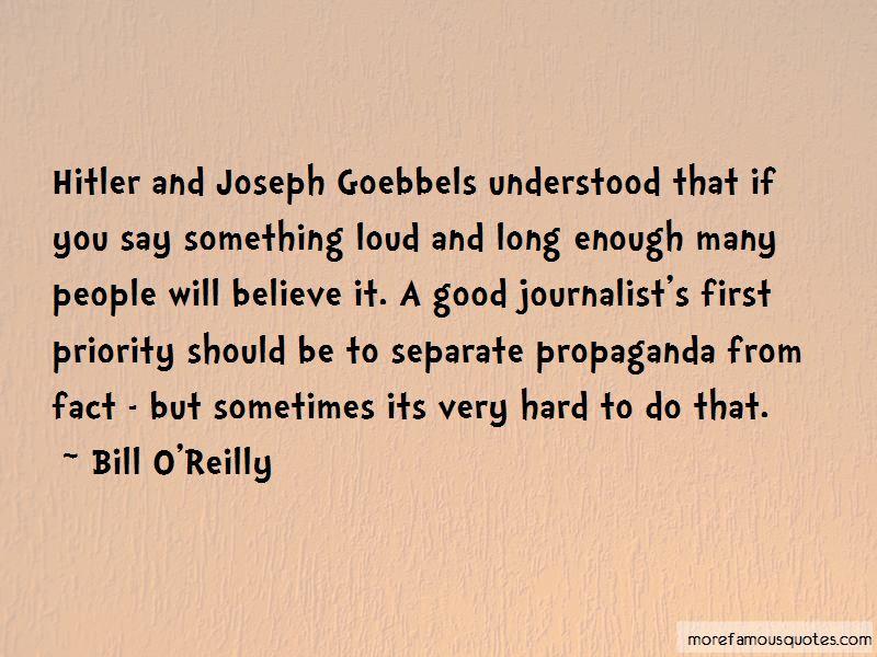 Goebbels Joseph Quotes