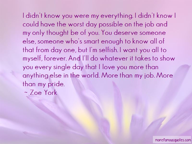 I Love You More Than Anything Else Quotes