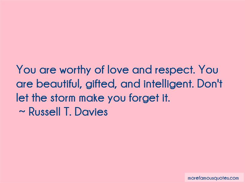 Intelligent And Love Quotes