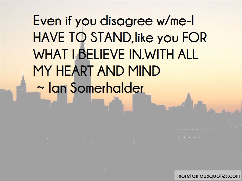 My Heart And Mind Quotes